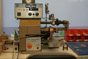 Our Coil Winding Machine