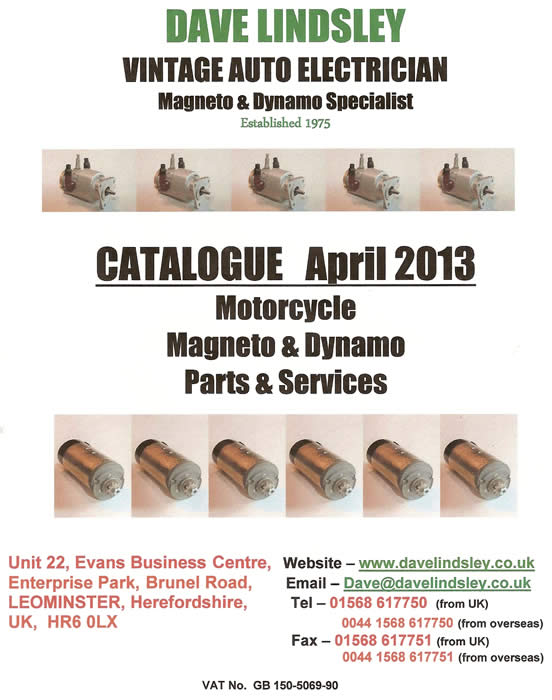 Click the image to download the Catalogue